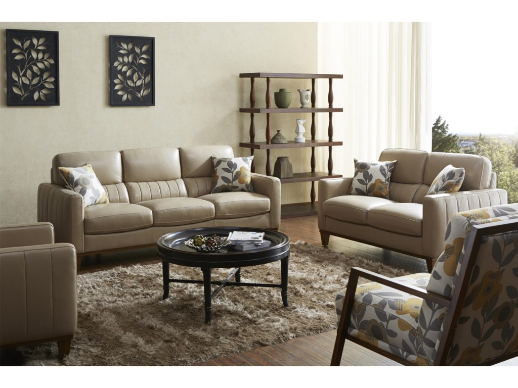 Warehouse M 5127Stationary Living Room Group