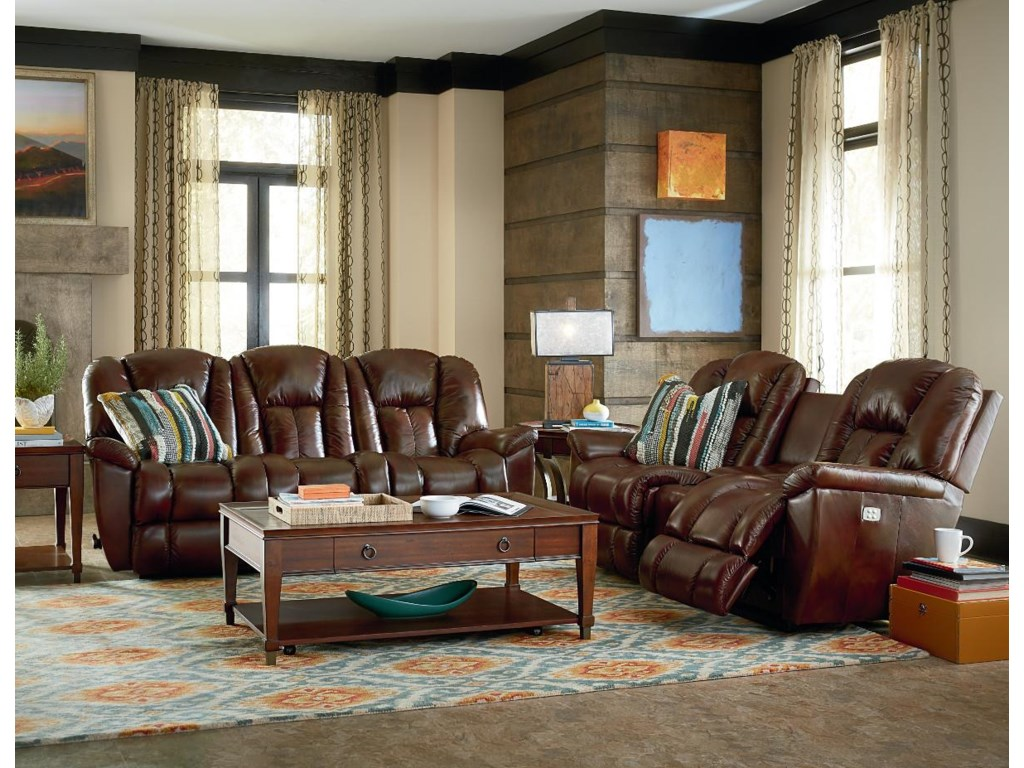La-Z-Boy MaverickReclining Living Room Group