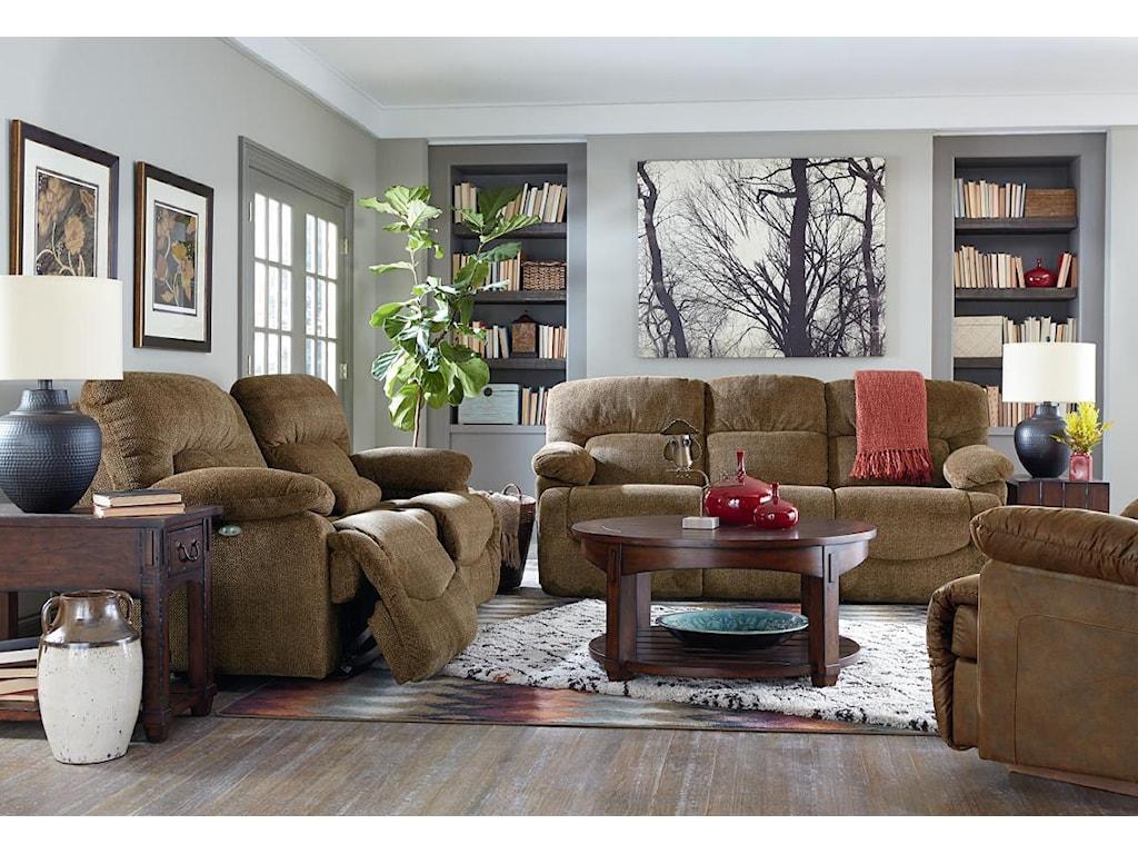 La-Z-Boy ASHERReclining Living Room Group