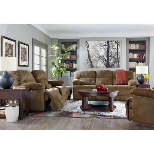 La-Z-Boy ASHER Reclining Living Room Group