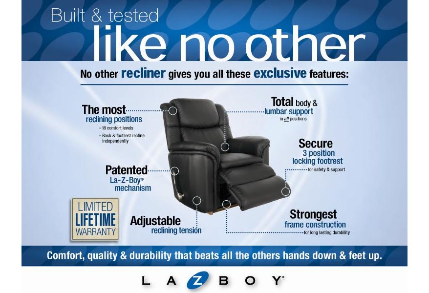 Tremendous La Z Boy Astor 016519 Reclina Way Wall Recliner With Machost Co Dining Chair Design Ideas Machostcouk