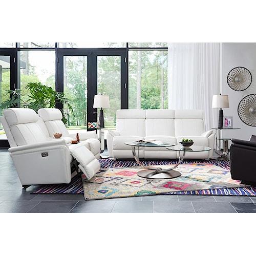 La-Z-Boy Beckett Reclining Living Room Group