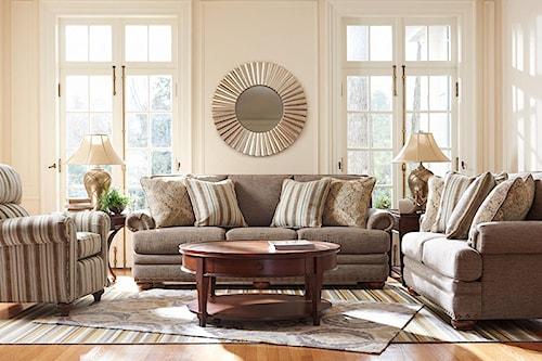La-Z-Boy BRENNAN Stationary Living Room Group