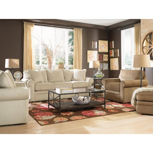 La-Z-Boy Baltic Stationary Living Room Group