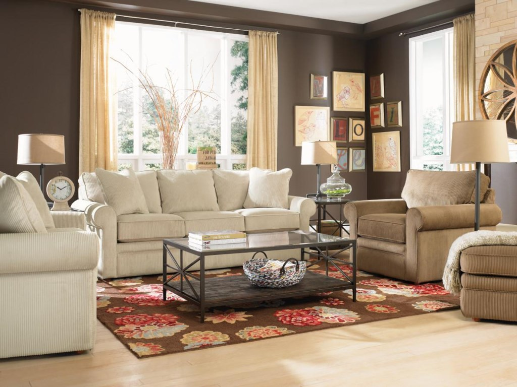 La-Z-Boy CollinsStationary Living Room Group