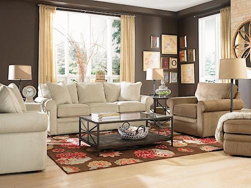 La-Z-Boy Collins Stationary Living Room Group