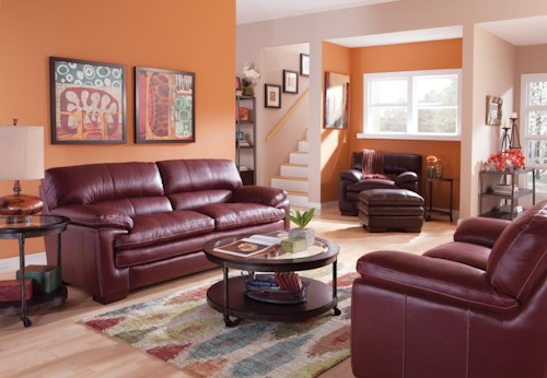 La-Z-Boy Dexter Stationary Living Room Group