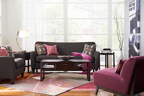 La-Z-Boy Dolce Stationary Living Room Group