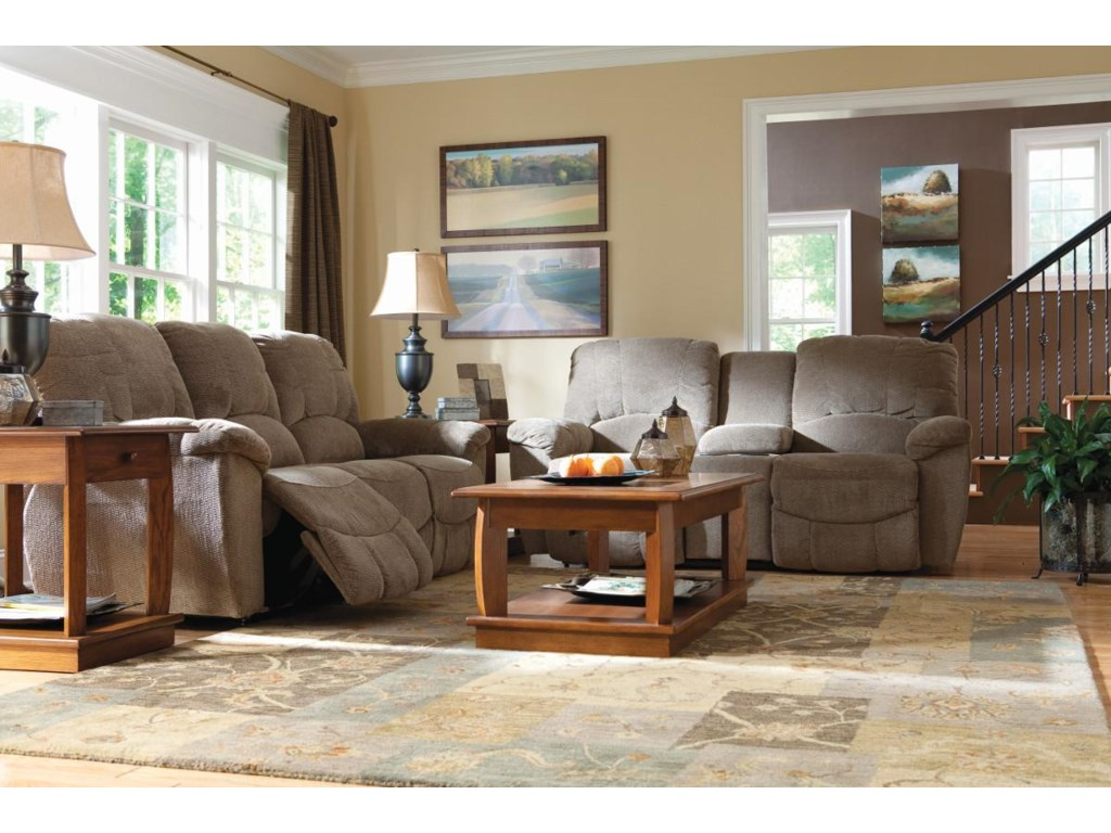 La-Z-Boy HayesReclining Living Room Group