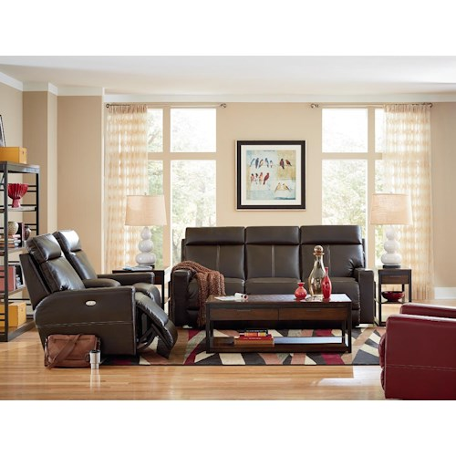 La-Z-Boy Jax Reclining Living Room Group