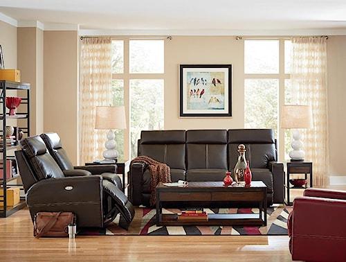 La-Z-Boy Jax Reclining Living Room Group
