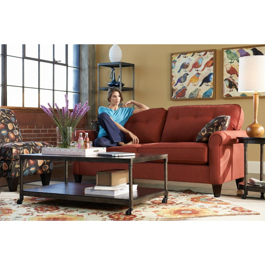 Laurel (411) by La-Z-Boy - Conlin\'s Furniture - La-Z-Boy ...