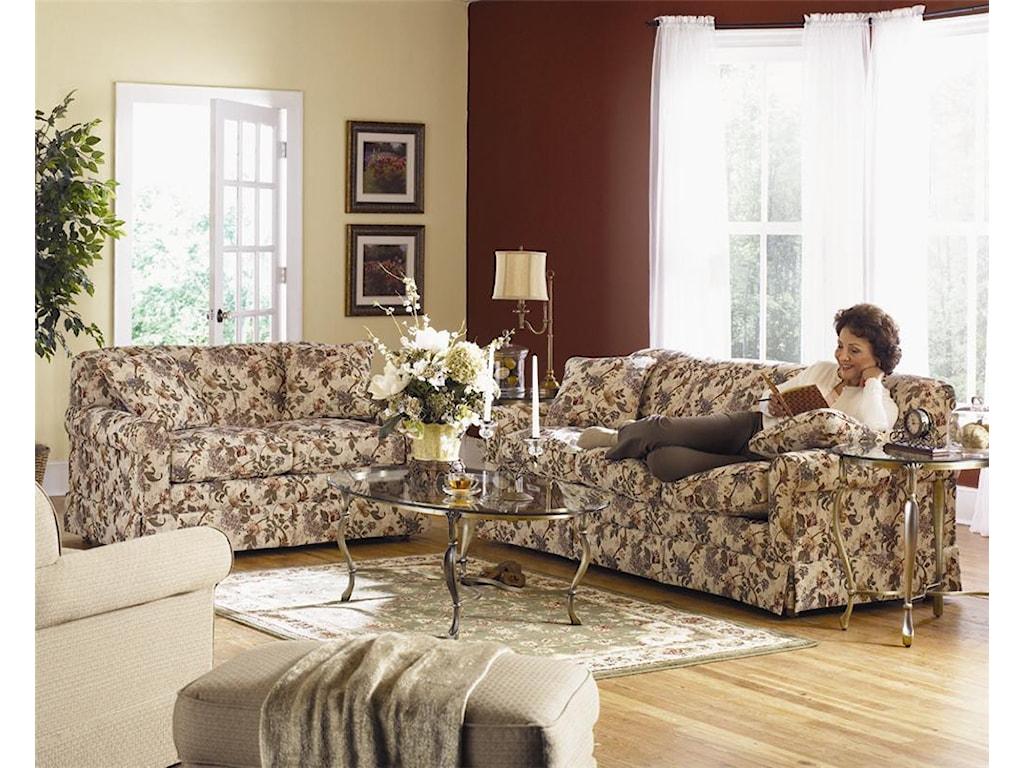La-Z-Boy MadelineStationary Living Room Group