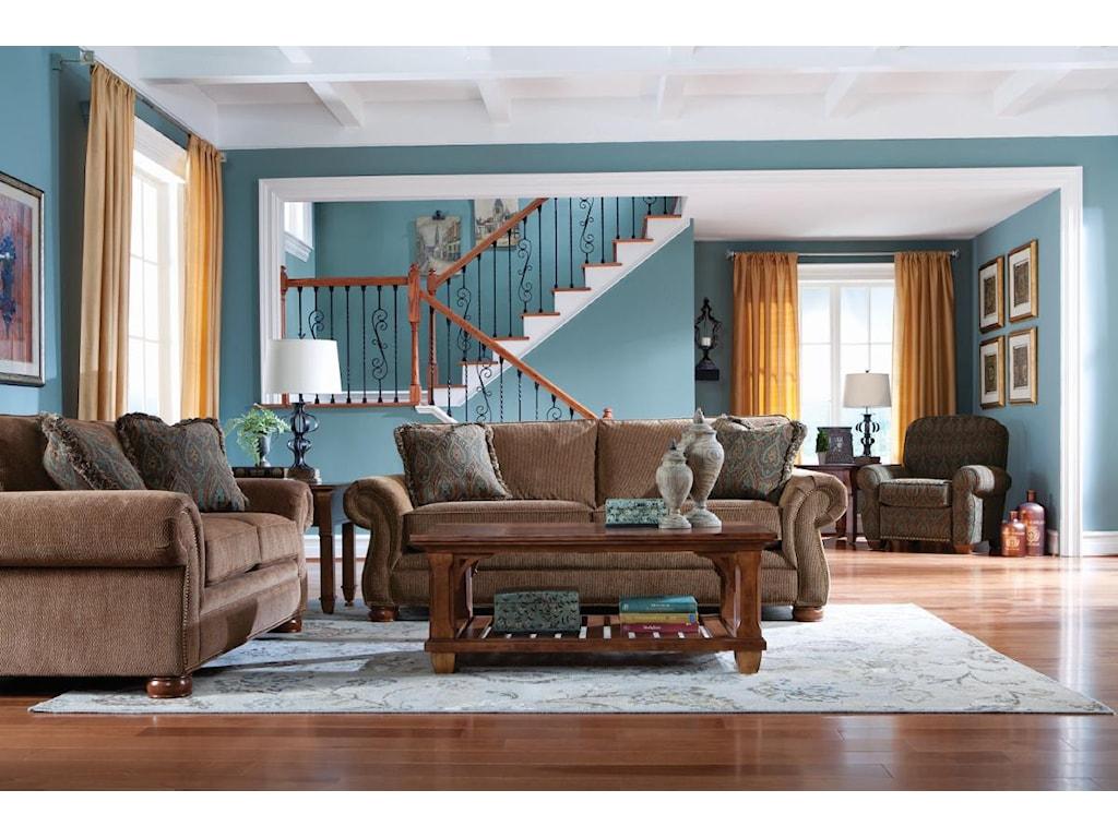 La-Z-Boy PembrokeStationary Living Room Group