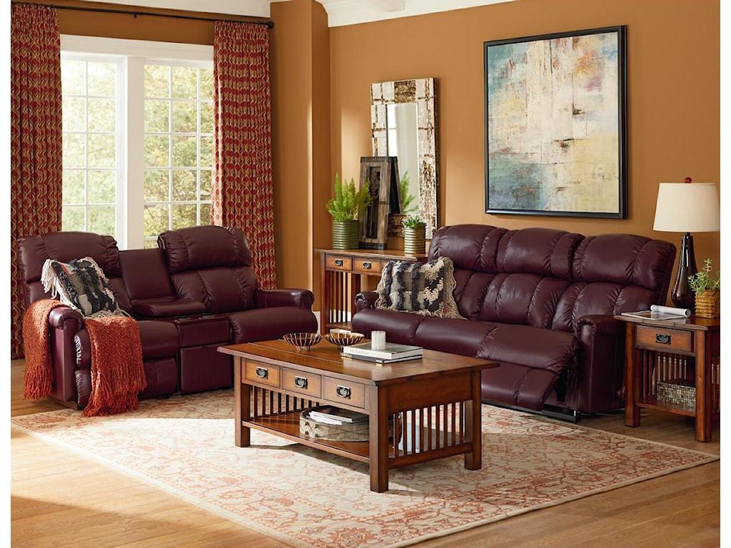 La-Z-Boy PinnacleReclining Living Room Group