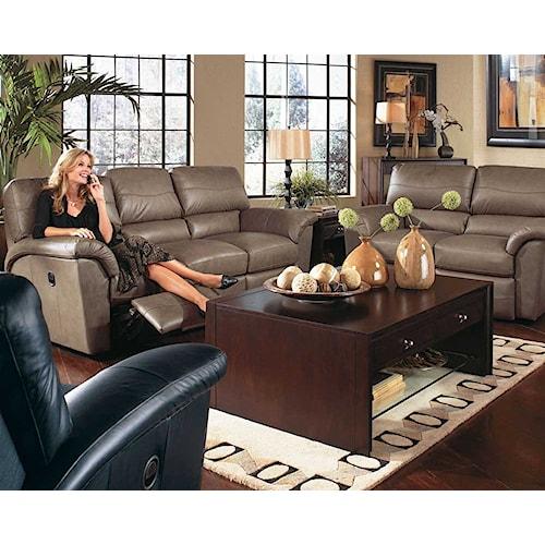 La-Z-Boy Reese Reclining Living Room Group