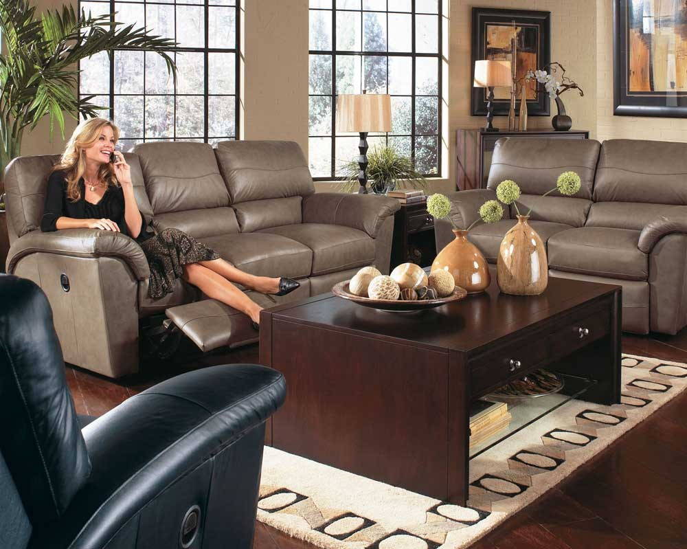 Etonnant Reese Reclining Living Room Group By La Z Boy