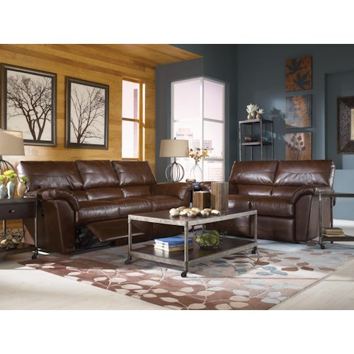 La-Z-Boy Reese Reclining Living Room Group