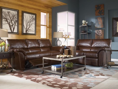 La Z Boy Reese Reclining Living Room Group Louis Mohana Furniture
