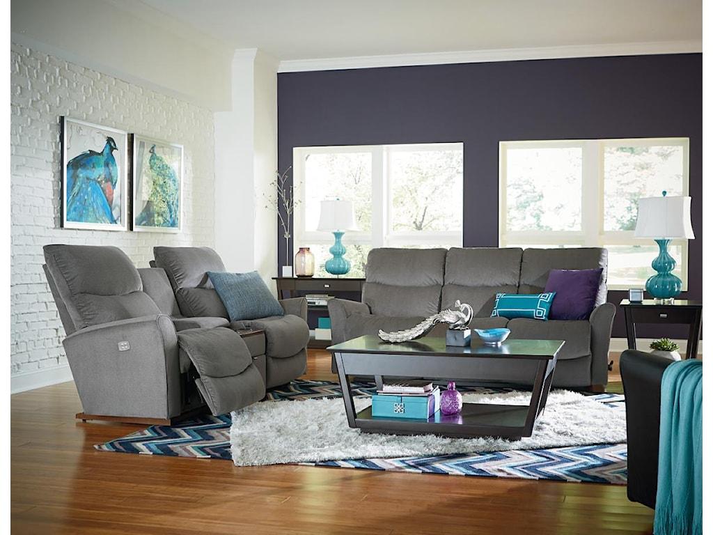 La-Z-Boy ROWANReclining Living Room Group
