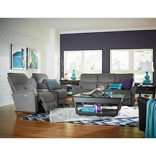 La-Z-Boy ROWAN Reclining Living Room Group