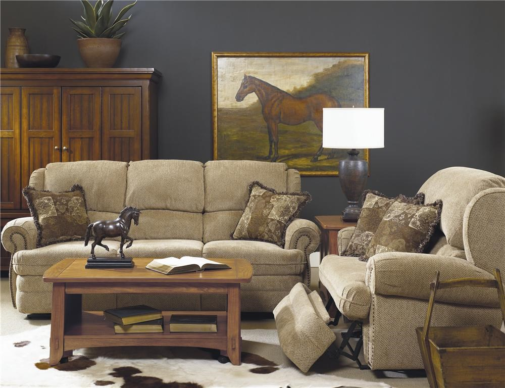 Lane Hancock Reclining Living Room Group