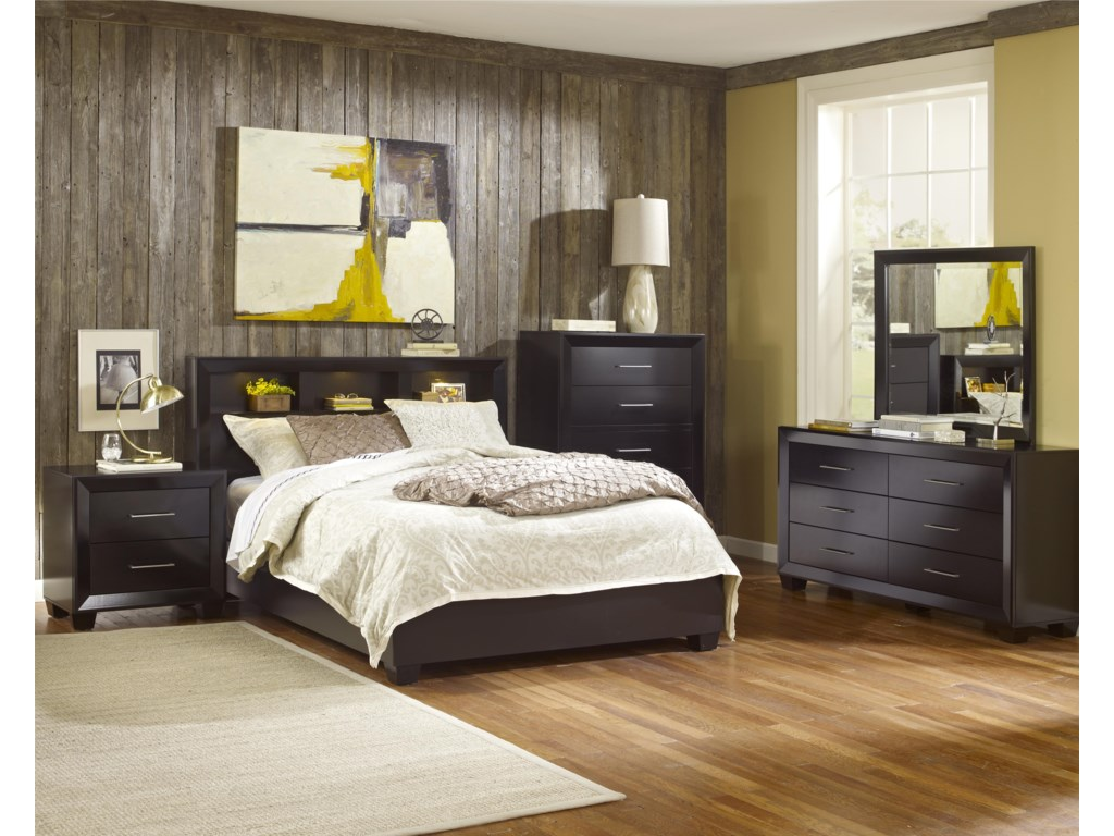 Lang HudsonKing Bedroom Group