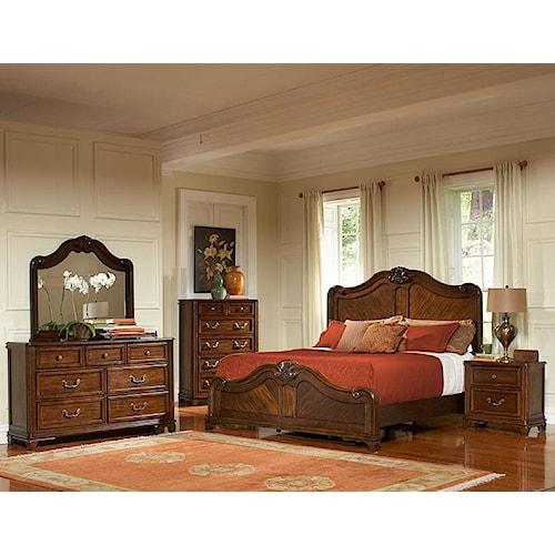 Largo Florence Queen Bedroom Group