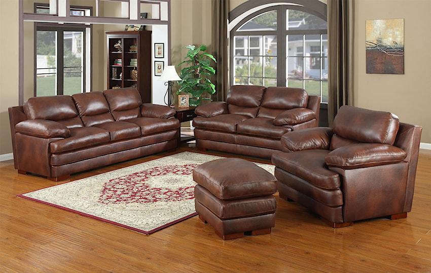 Baron by Leather Italia USA