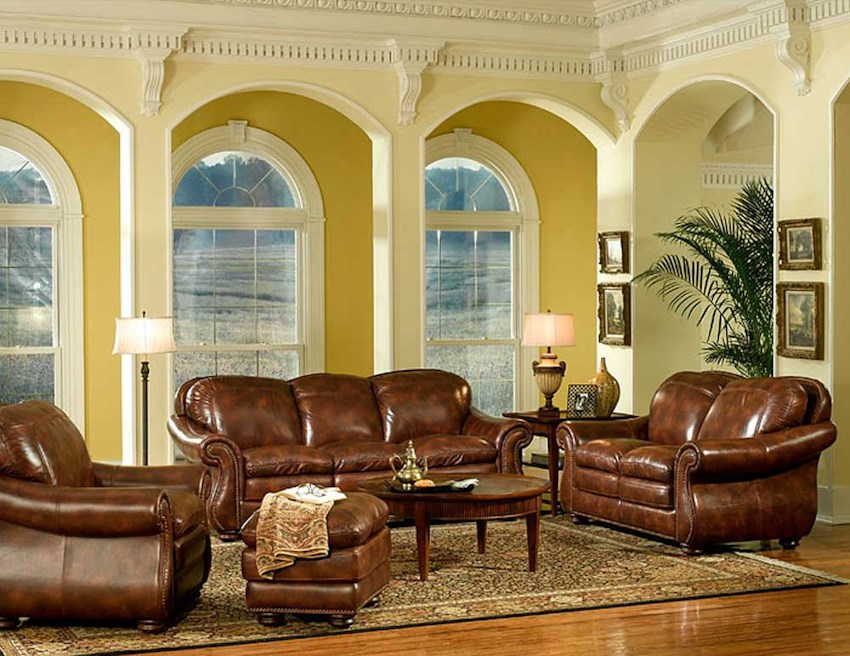 Hanover by Leather Italia USA
