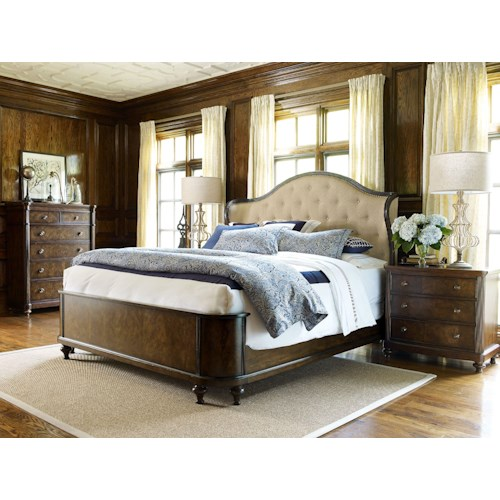 Legacy Classic Barrington Farm Queen Bedroom Group Powell 39 S Furniture And Mattress Bedroom Group