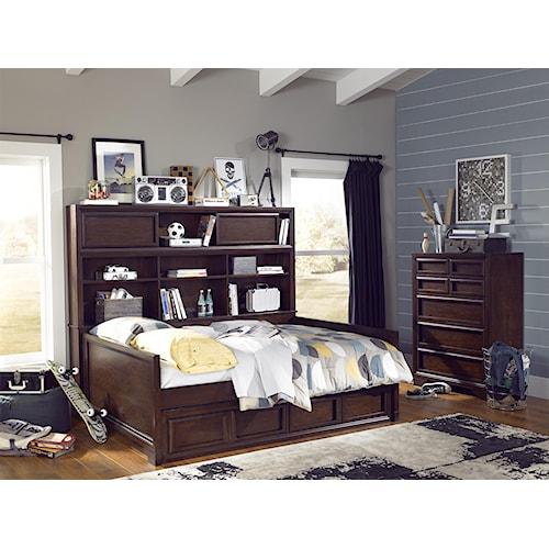 Legacy Classic Kids Benchmark Full Bedroom Group