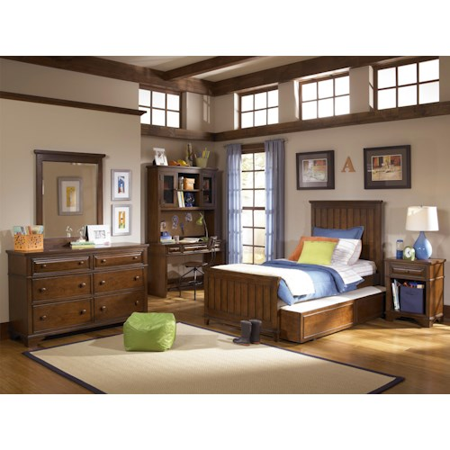 Legacy Classic Kids Dawsons Ridge Twin Bedroom Group
