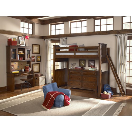 Legacy Classic Kids Dawsons Ridge Twin Bedroom Group