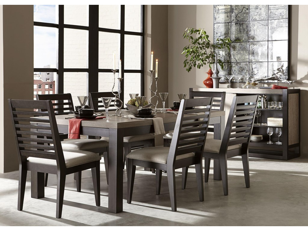 Legacy Classic HelixCasual Dining Room Group