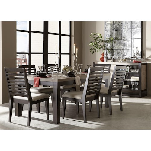 Legacy Classic Helix Casual Dining Room Group