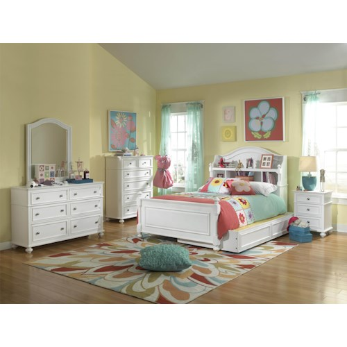 Legacy Classic Kids Madison Twin Bedroom Group | Howell Furniture ...