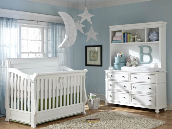 Crib Bedroom Group