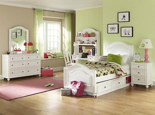 Legacy Classic Kids Madison Full Bedroom Group Pilgrim Furniture City Bedroom Group