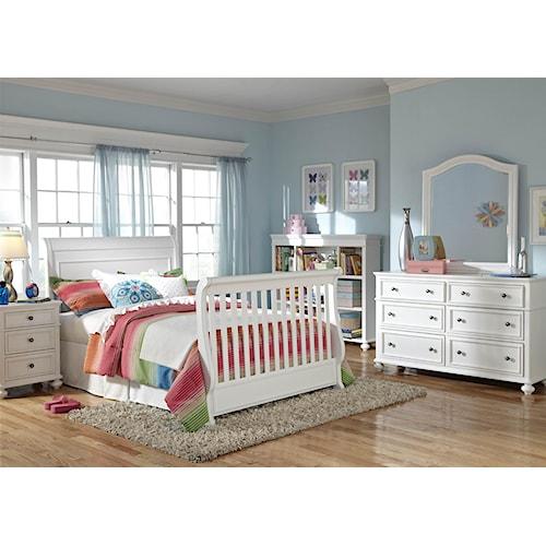 Legacy Classic Kids Madison Crib Bedroom Group