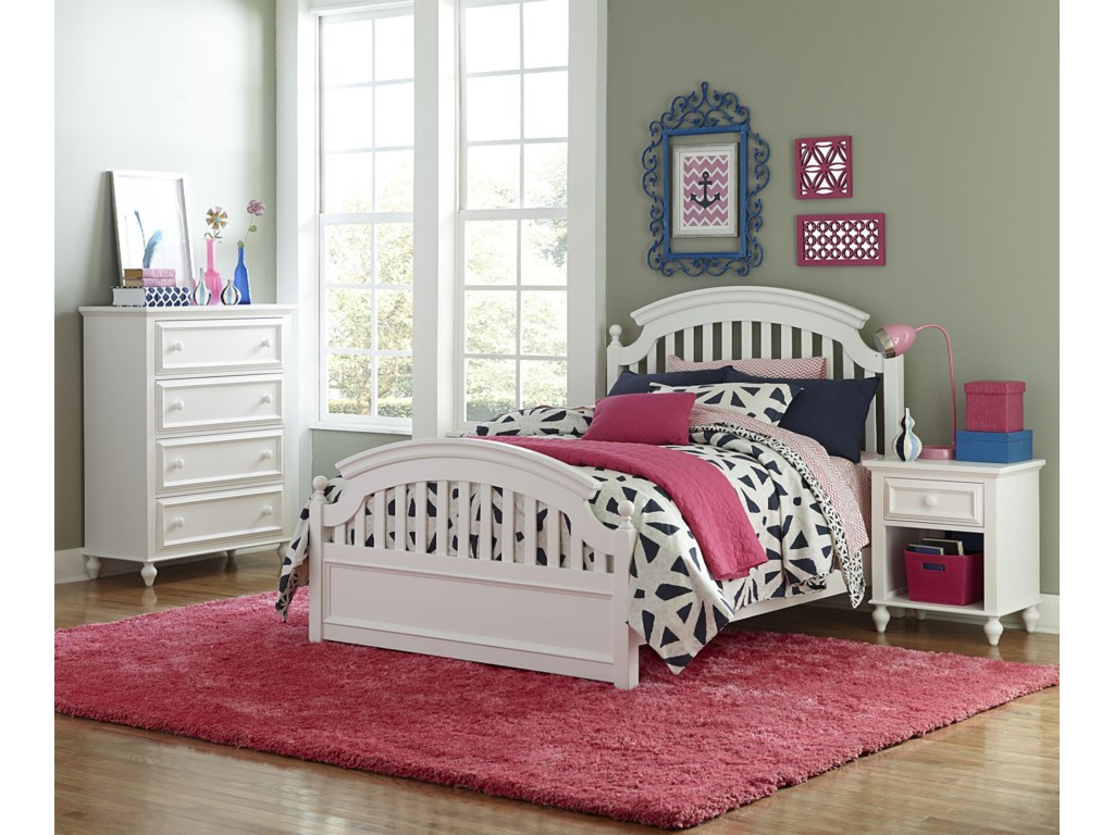 Legacy Classic Kids AcademyFull Bedroom Group