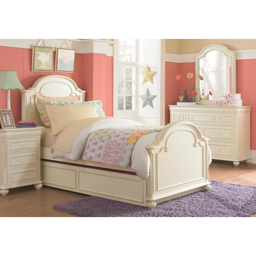 Legacy Classic Kids Charlotte Twin Bedroom Group