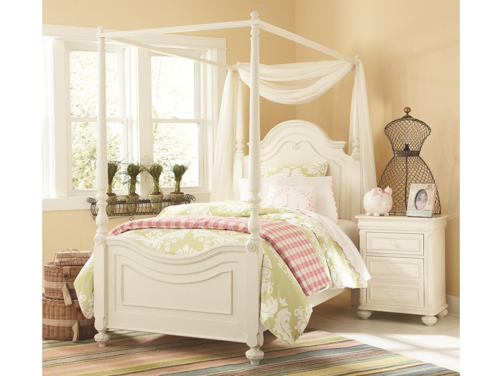 Legacy Classic Kids CharlotteTwin Bedroom Group