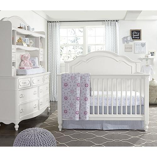 Legacy Classic Kids Harmony Crib Bedroom Group