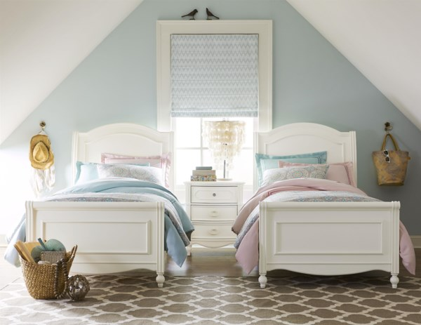 Legacy classic kids harmony twin bedroom group