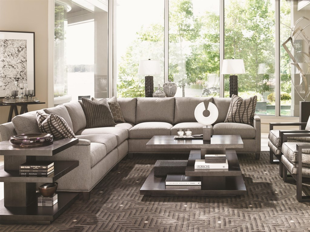 Lexington CarreraStationary Living Room Group