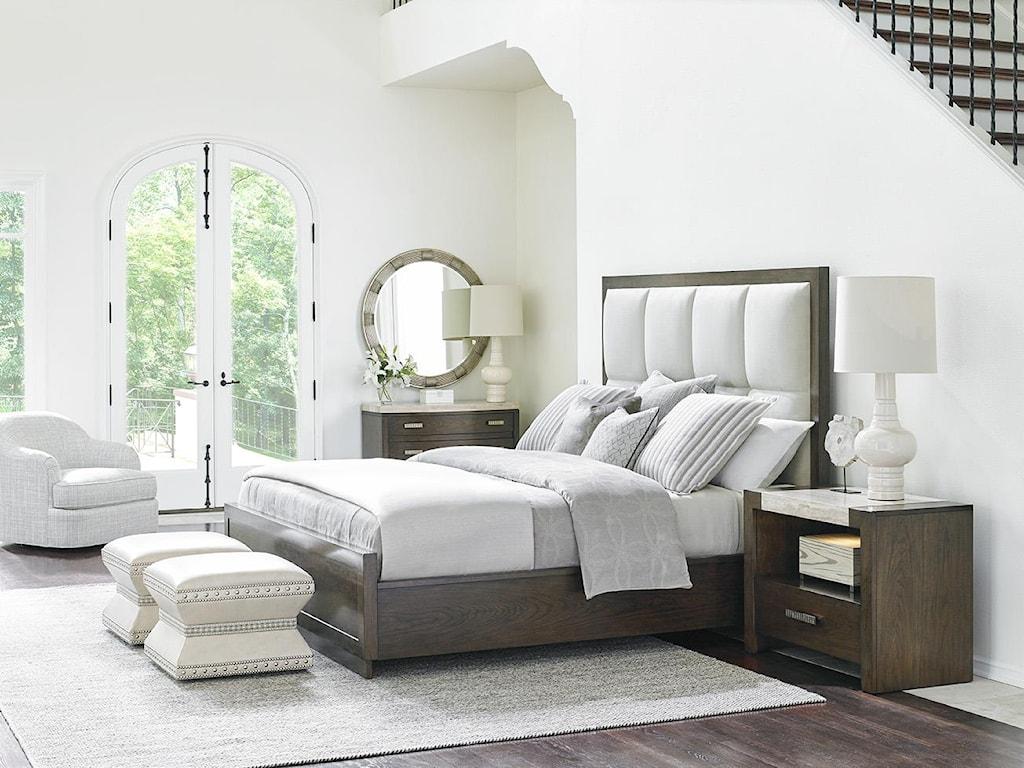 Lexington LAUREL CANYONCal King Bedroom Group