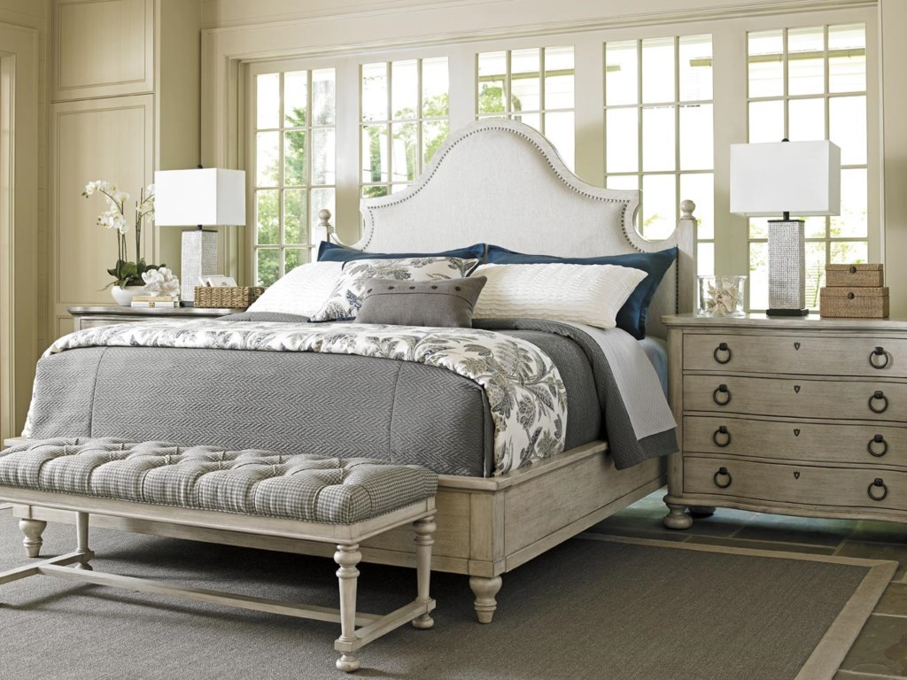 Lexington Oyster BayKing Bedroom Group