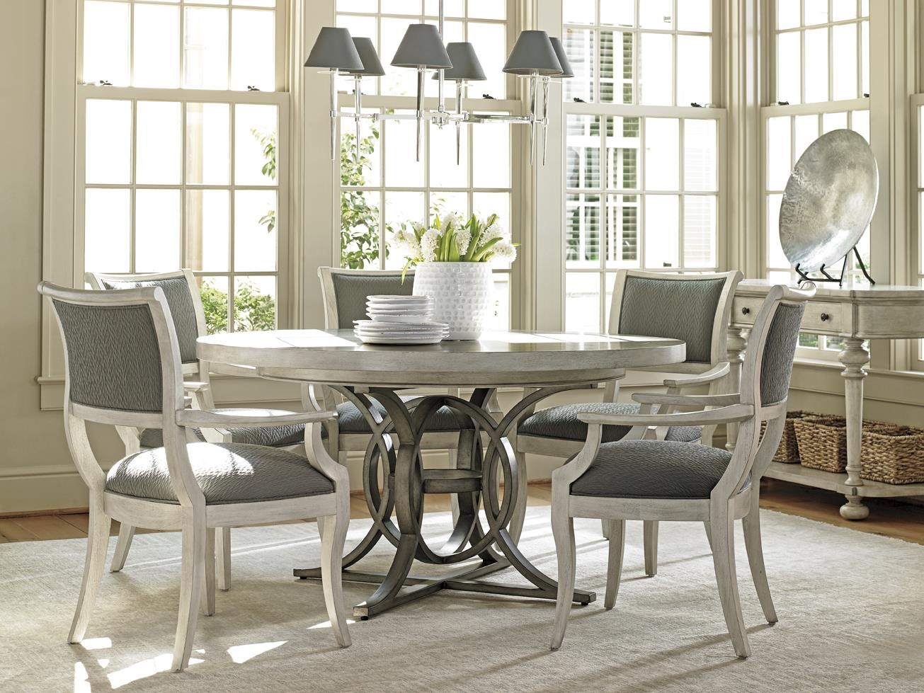 Lexington Oyster Bay Formal Dining Room Group   Belfort Furniture   Formal Dining  Room Groups