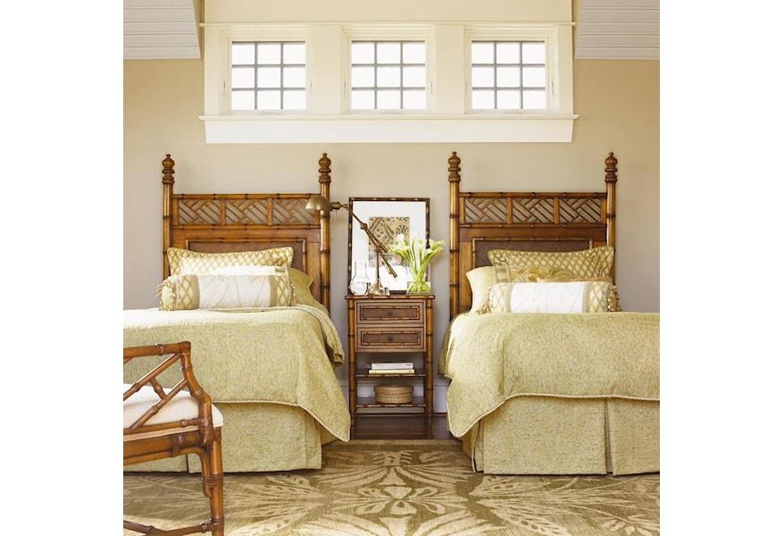 Tommy Bahama Home Island Estate Twin Bedroom Group Baer S